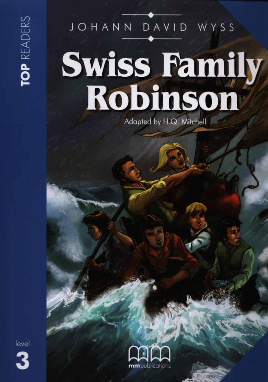 Swiss Family Robinson. Pre-Intermediate Book with Glossary
