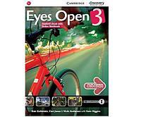 Книга Eyes Open Level 3. Student's Book with Online Workbook and Online Practice