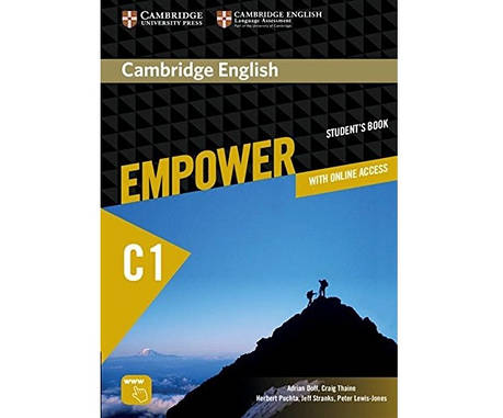Cambridge English Empower Advanced Student's Book with Online Assessment and Practice, and Online Workbook, фото 2