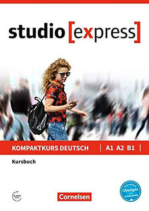 Studio [express] A1-B1. Kursbuch mit Audios online, фото 2