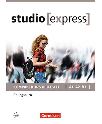 Studio [express] A1-B1. Übungsbuch, фото 2