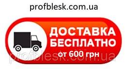 Кисть д/гелев дизайна синтетика скошен бордо DS63R №2