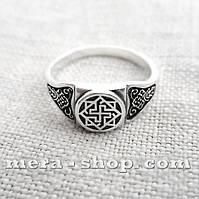 Валькирия кольцо из серебра, фото 1