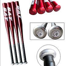 Бейсбольная бита-алюминиевая бита BAT 25,28,30,32дюймов., фото 2