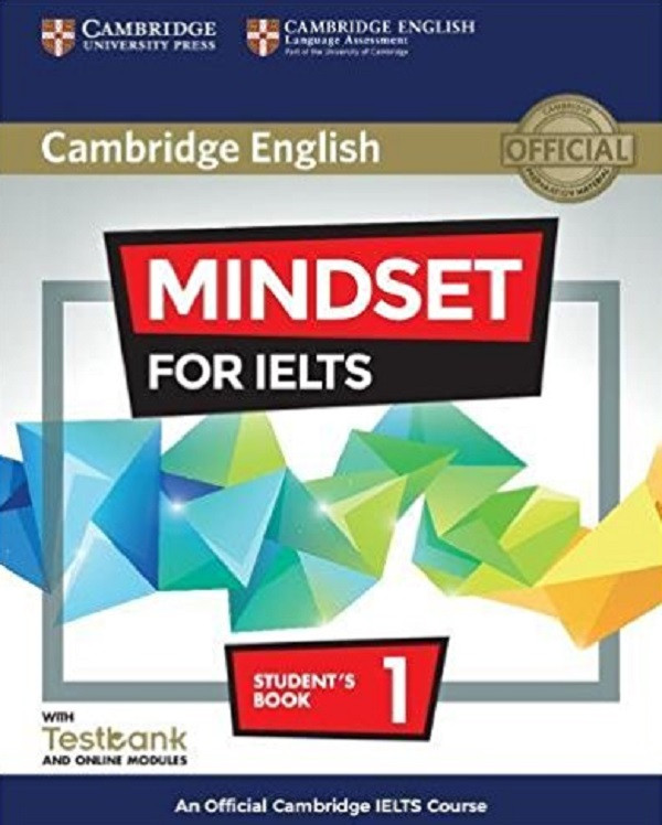 Mindset for IELTS Level 1 Student's Book with Testbank and Online Modules: An Official Cambridge IELTS Course