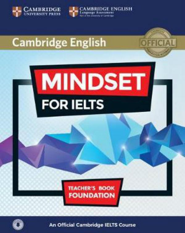 Mindset for IELTS Foundation TB with Downloadable Audio