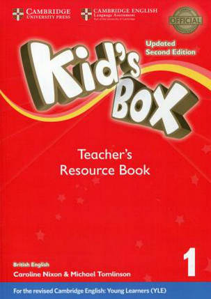 Kid's Box Updated Second edition 1 Teacher's Resource Book with Online Audio, фото 2