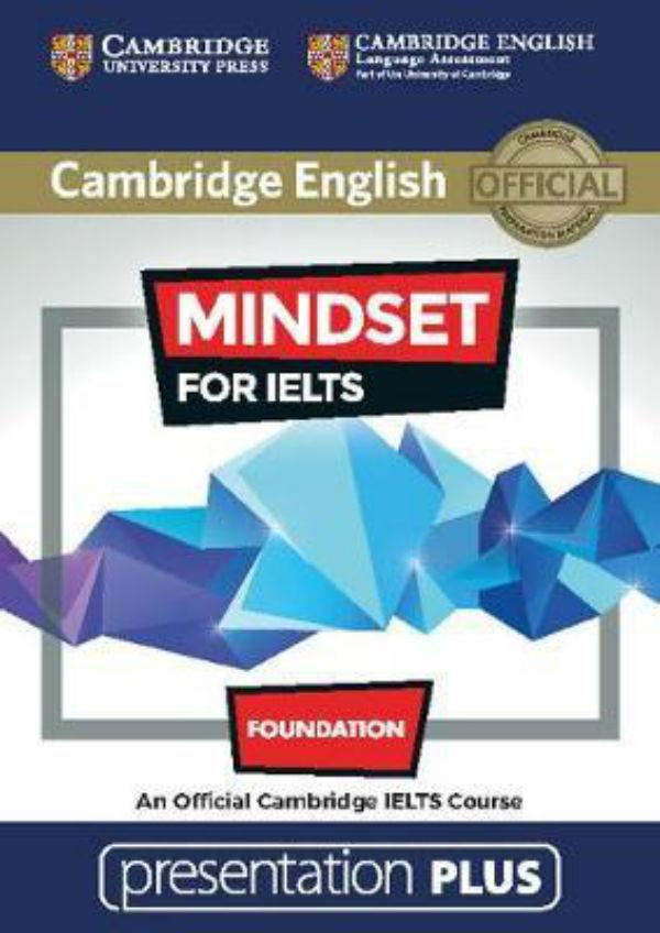 Mindset for IELTS Foundation SB with Testbank and Online Modules