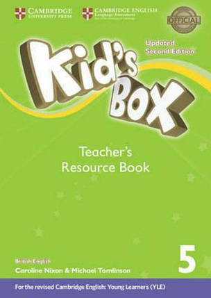 Kid's Box Updated Second edition 5 Teacher's Resource Book with Online Audio, фото 2