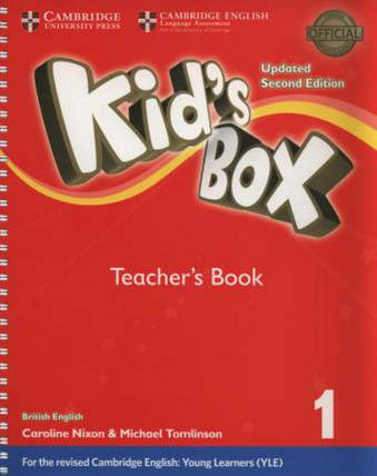 Kid's Box Updated Second edition 1 Teacher's Book, фото 2