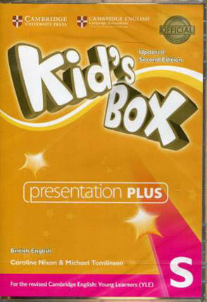 Kid's Box Updated Second edition Starter Presentation Plus DVD-ROM, фото 2