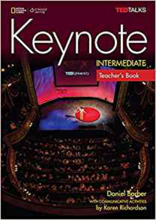 Keynote Intermediate TB with Class Audio CD