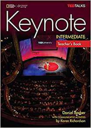 Keynote Intermediate TB with Class Audio CD, фото 2
