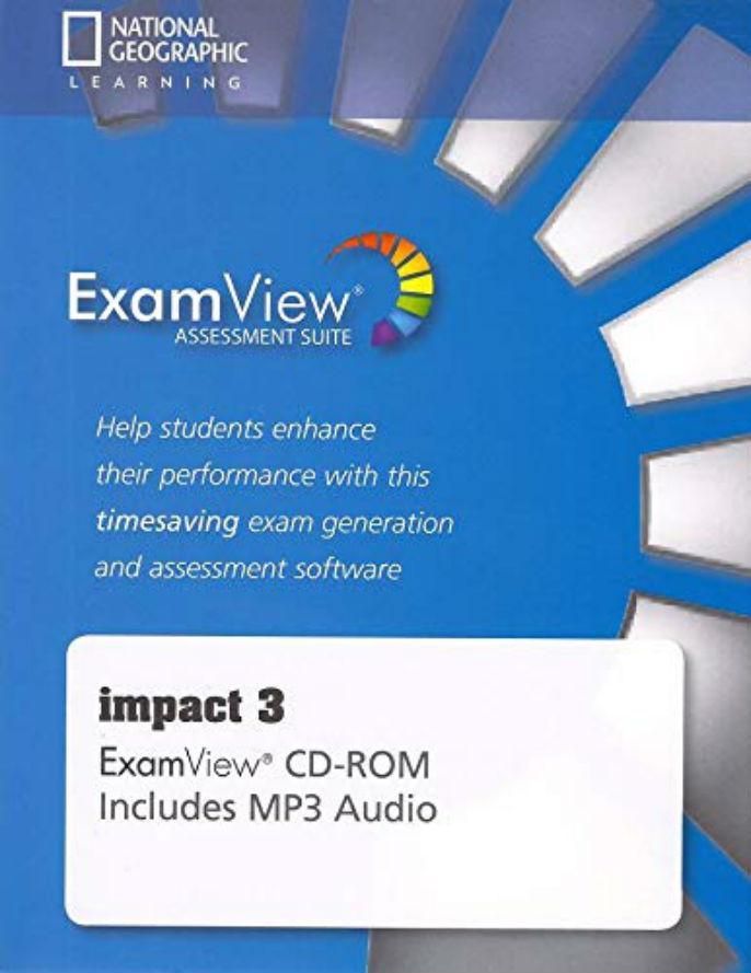Impact 3 Assessment Exam View