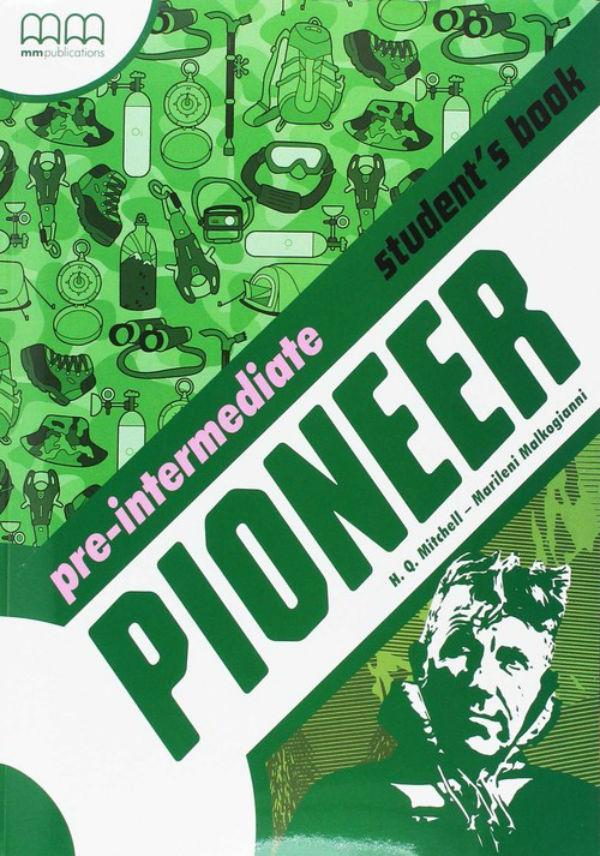 Pioneer A2 Pre-Intermediate Class CDs