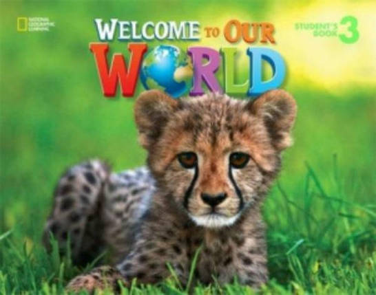 Welcome to Our World 3 Flashcards Set, фото 2