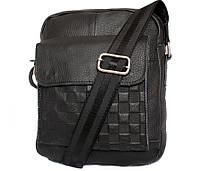 Кожаная сумка для мужчин через плечо 302817, фото 1