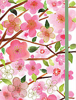 Gilded Journal: Cherry Blossoms