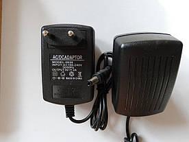 9v 2A Блок питания зарядка штекер 5,5х2,5 мм