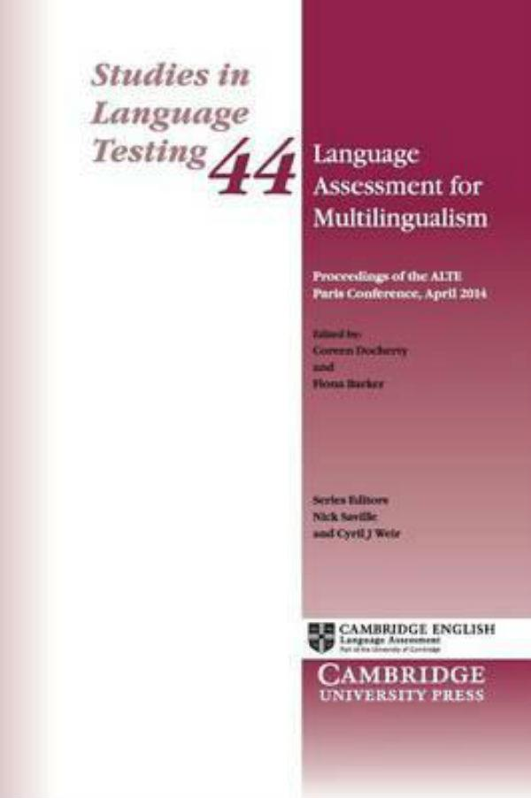 Language Assessment for Multilingualism