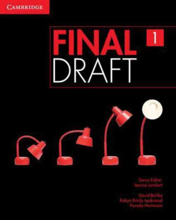 Final Draft Level 1 Student's Book with Online Writing Pack