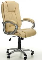 Крісло офісне Calviano Manline бежеве