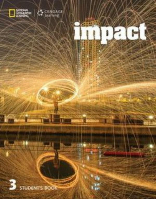 Impact 3 Lesson Planner + Audio CD + TRCD + DVD