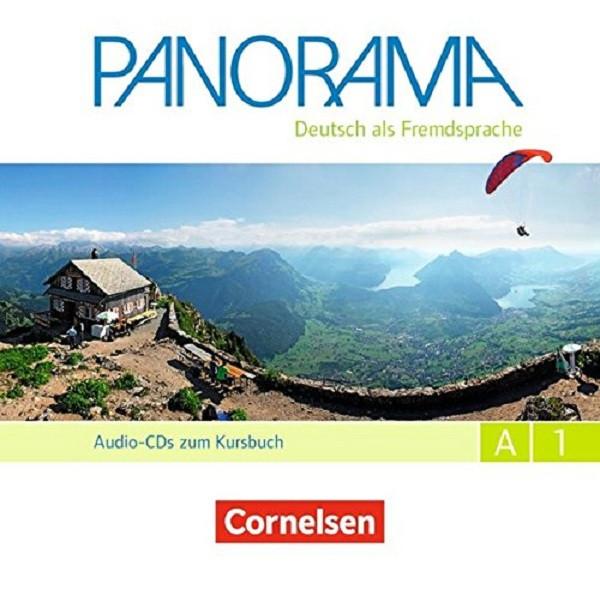 Panorama. Deutsch als Fremdsprache. Audio-CDs zum Kursbuch. A1