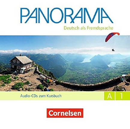 Panorama. Deutsch als Fremdsprache. Audio-CDs zum Kursbuch. A1, фото 2
