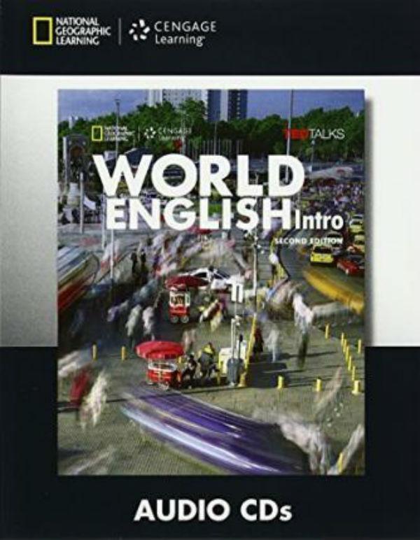 World English 2nd Edition Intro Audio CD