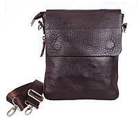 Кожаная сумка-мессенджер, фото 1