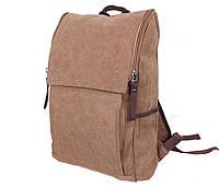Качественный современный рюкзак 8154-2COFFEE Коричневый