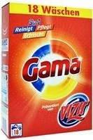 Gama порошок для стирки универсальный 1.17 кг /18 стирок/