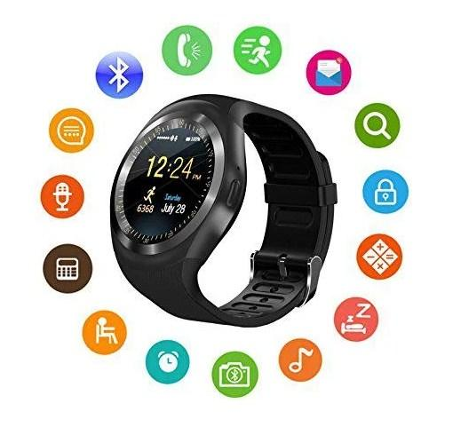Смарт-часы Smart Watch Y1S Black