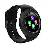 Смарт-часы Smart Watch Y1S Black, фото 4