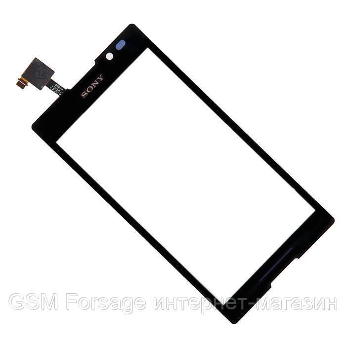 Тачскрин Sony C2305 / S39h Xperia C Black