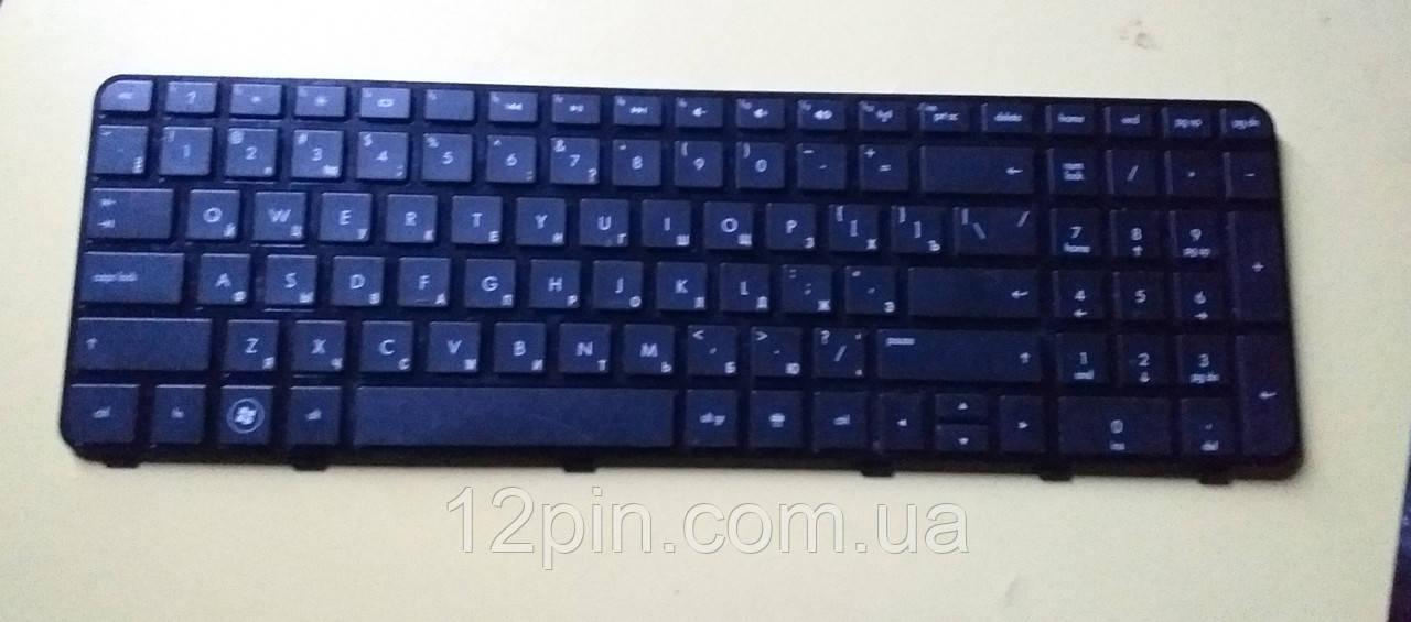 Клавиатура HP DV6 6000 б.у оригинал.