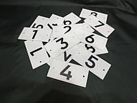 Таблички для кабинетов 100*50 мм, фото 1
