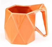 Чашка керамическая Оригами