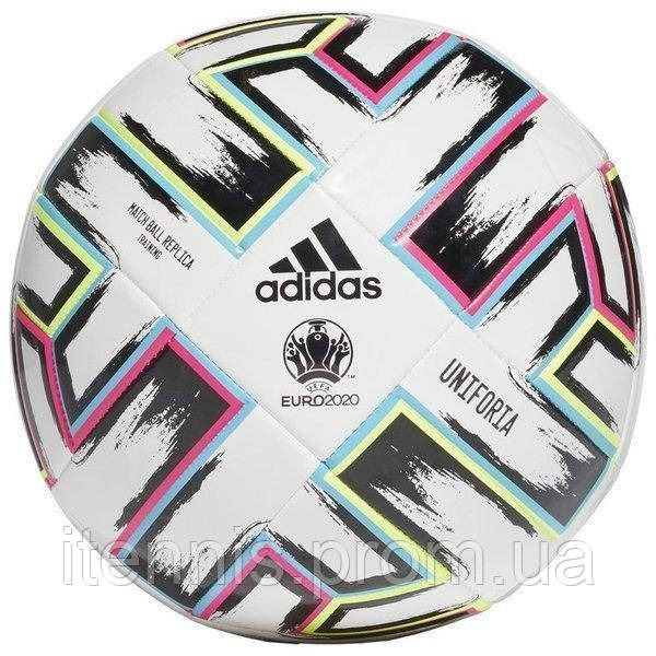 Футбольный мяч Adidas Uniforia Training Euro 2020 FU1549