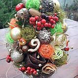 Топіарі новорічний, фото 3
