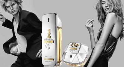 Paco Rabanne Lady Million Lucky парфюмированная вода 80 ml. (Тестер Пако Рабан Леди Миллион Лаки), фото 3