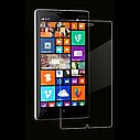 Защитное стекло (броня) для Nokia 550 Lumia (0.3 mm, 2.5D / RM-1127), фото 2