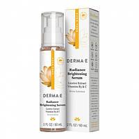 Осветляющая сыворотка Even Tone с витамином С Derma E (США)