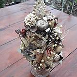 Елка шебби новогодняя, фото 2