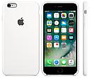Чехол (Silicone Case) для iPhone 6 plus / iPhone 6S Plus White, фото 3