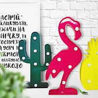 Декоративный ночник Фламинго (IMP_3_2)