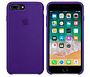 Чехол (Silicone Case) для iPhone 7 Plus / iPhone 8 Plus Violet, фото 2