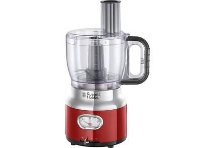 Кухонный комбайн Russell Hobbs 25180-56 Food Processor Retro R б\у, фото 2
