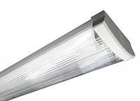 Офисно-промышленный светильник Bioledex SIMPO-2 для LED труб формата Т8 2х120см, IP40